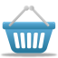Ecommerce shopping webshop basket