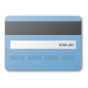 Blue card credit