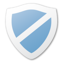 Protect Shield Blue Siena 128px Icon Gallery