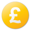Yellow pound currency