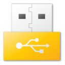 Usb yellow
