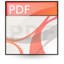 Document adobe pdf file
