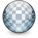 Texture spherical mapping 3d