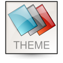 Application x theme