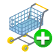 Ecommerce add shopping cart