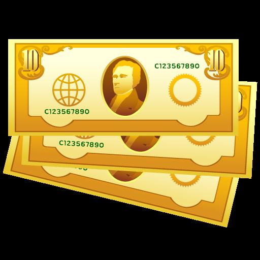 Money Vector Png