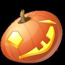 Wink halloween jack o lantern dýně