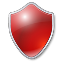 Antivirus red shield protection