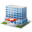 Emergency room medical hospital health buildings clinic