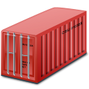 Container containerred