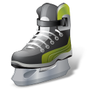 Sports iceskate hockey