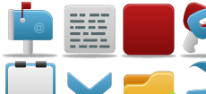 Pretty office icons part 5