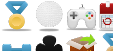 Office Icon Set Part 7