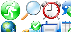 Professional Toolbar Icons