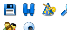 Plastic XP General Icons