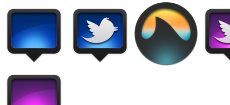 Grooveshark and Twitter replacement